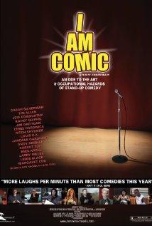 IMDB, I am Comic