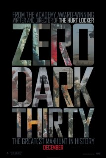 IMDB, Zero Dark Thirty