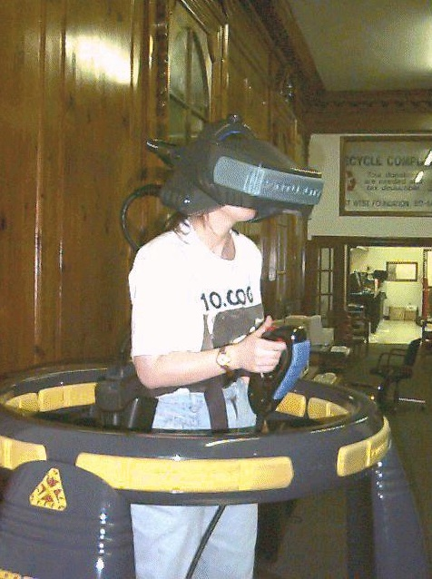 Virtually Wired 1995, Virtuality 2000