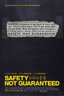 IMDB, Safety Not Guaranteed