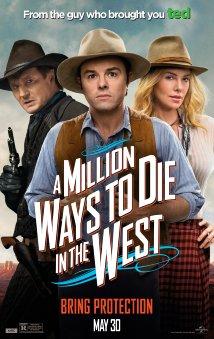 IMDB, A Million Ways to Die in the West