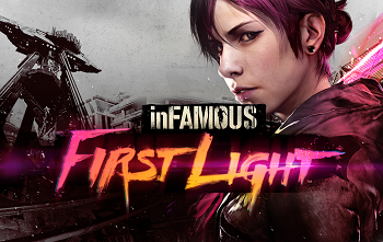Boxart Infamous First Light