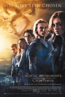 IMDB, The Mortal Instruments, The City of Bones