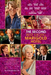 IMDB, The Second Best Exotic Marigold Hotel