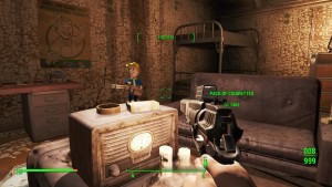 A bobblehead and a Bottlecap Mine. I'm liking Vault 95!