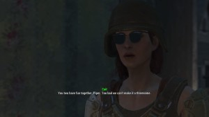 Piper? I mean it's up to you, but...