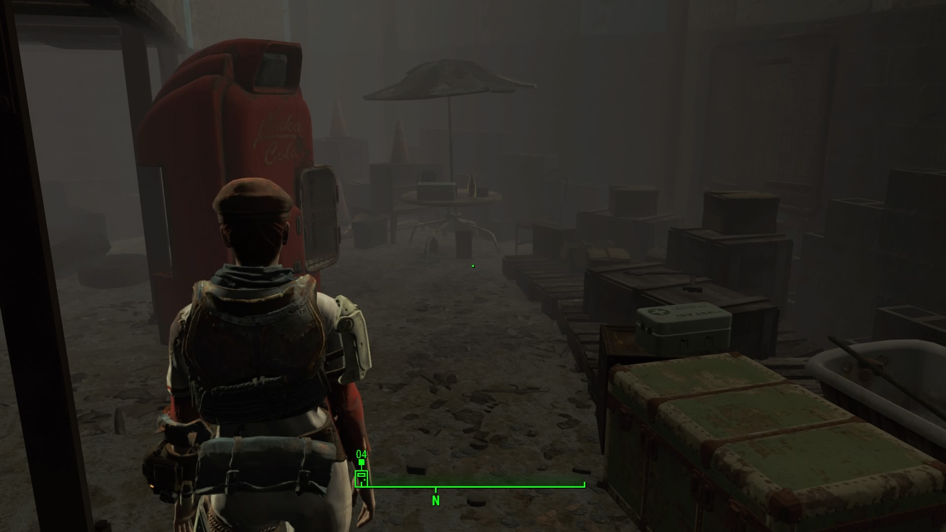 Day 29 With Fallout 4 I Provide Aid To The Enemy Power