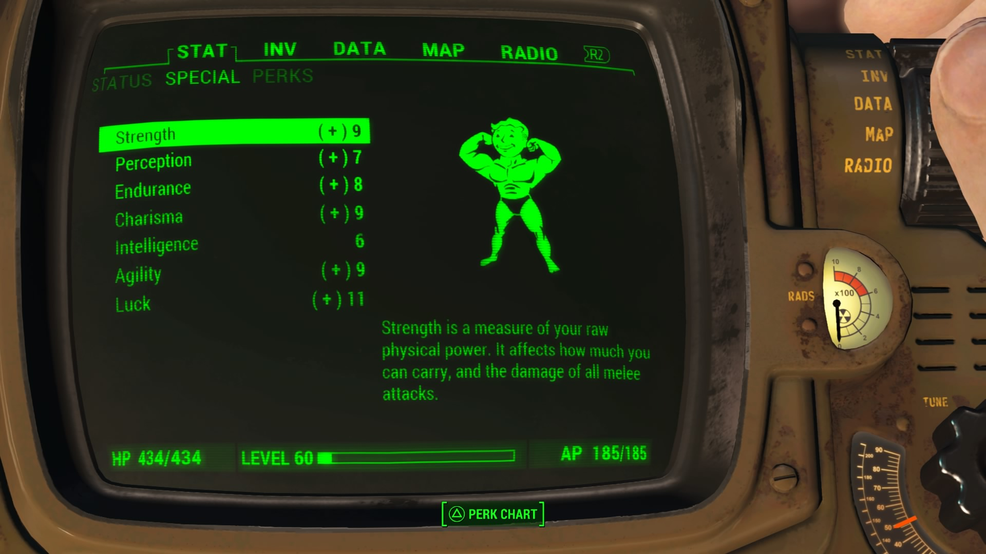 how to get highest charisma in fallout 4