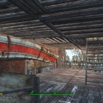 "I'm using the first floor as something of a ""basement"" to store my (many) extra power-armor frames."