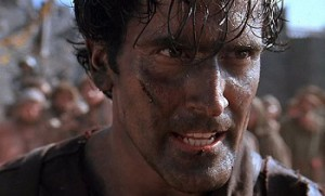 Army of Darkness, Ash