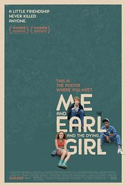 IMDB, Me and Earl and the Dying Girl