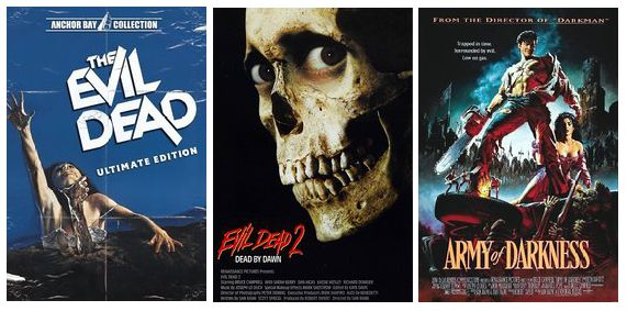 The Evil Dead Franchise