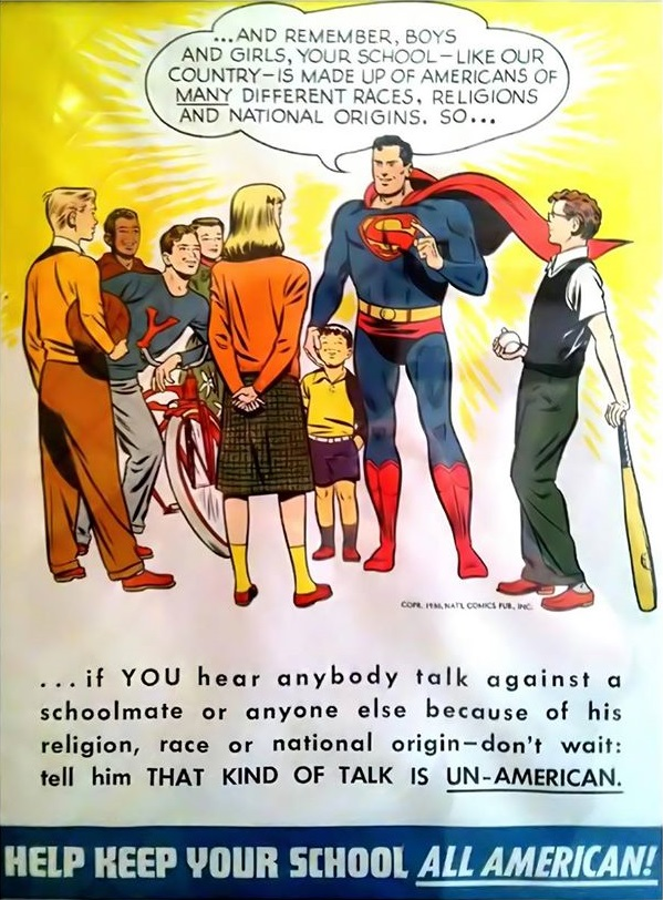 Superman Advice