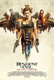 IMDB, Resident Evil- The Final Chapter
